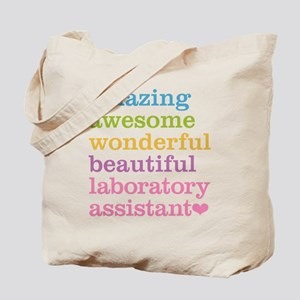 Amazing Laboratory Assistant Tote Bag