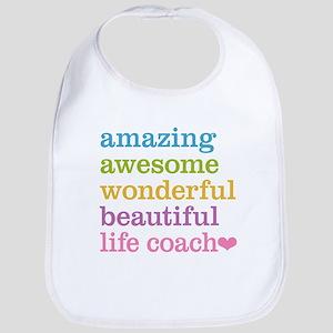 Amazing Life Coach Bib