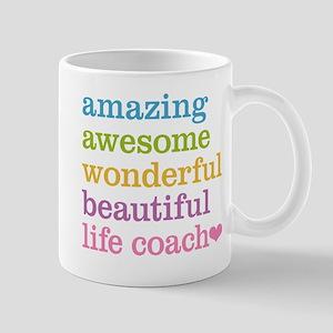 Amazing Life Coach Mugs
