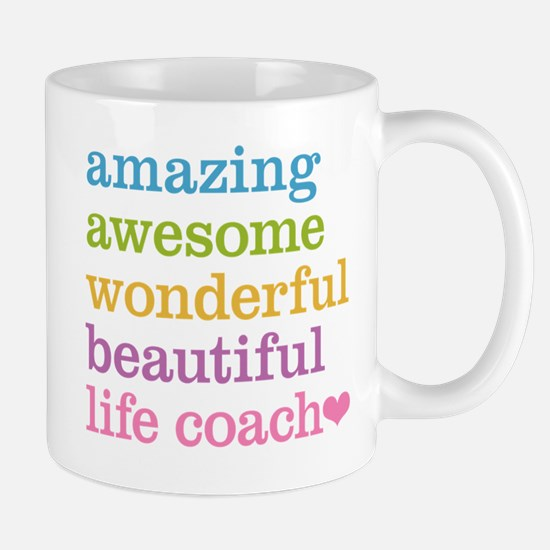 Amazing Life Coach Mugs