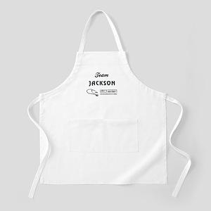 TEAM JACKSON Apron