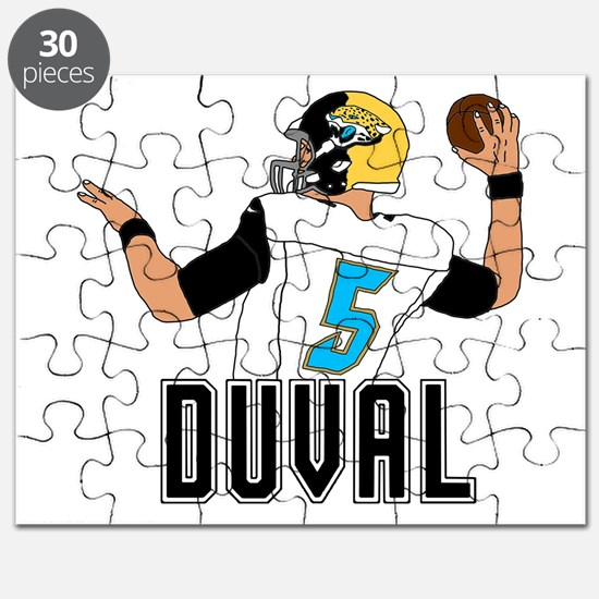 Duval QB #3 Puzzle