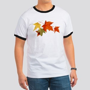 Autumn Colors Ringer T