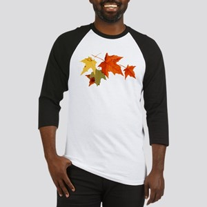 Autumn Colors Baseball Jersey