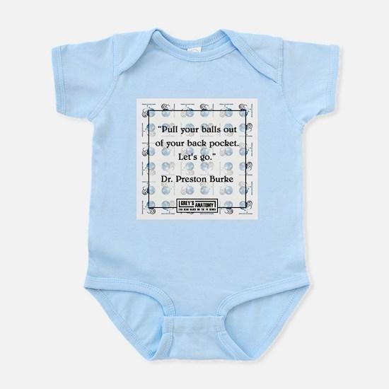 LET'S GO Infant Bodysuit