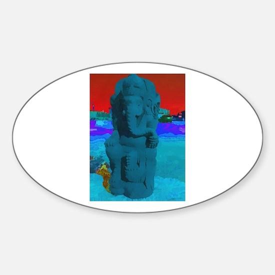 Ganesha Decal