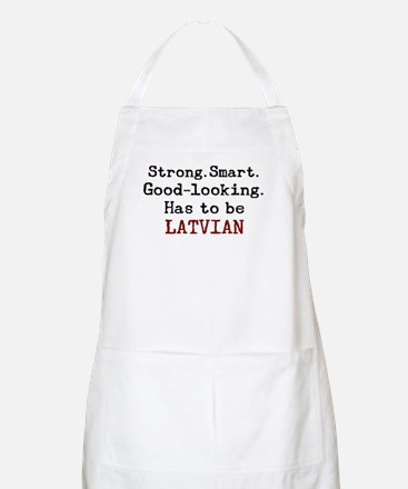 be latvian Apron