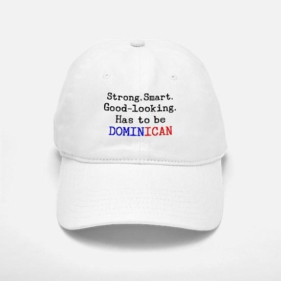 be dominican Baseball Baseball Cap