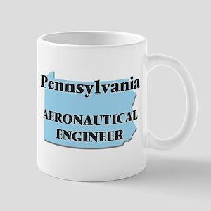 Pennsylvania Aeronautical Engineer Mugs