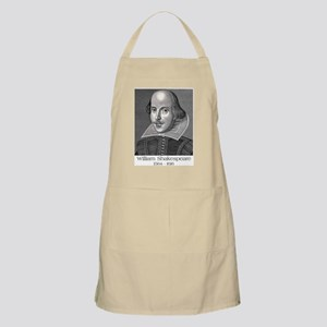 William Shakespeare Apron