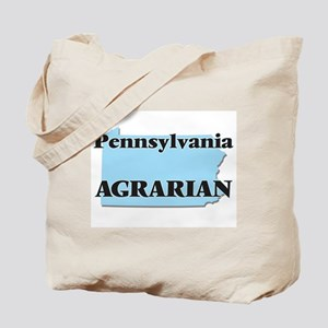 Pennsylvania Agrarian Tote Bag
