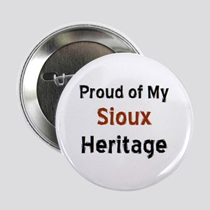 """sioux heritage 2.25"""" Button"""