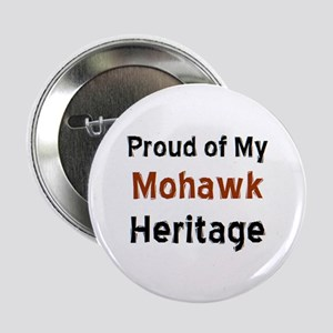 """mohawk heritage 2.25"""" Button"""