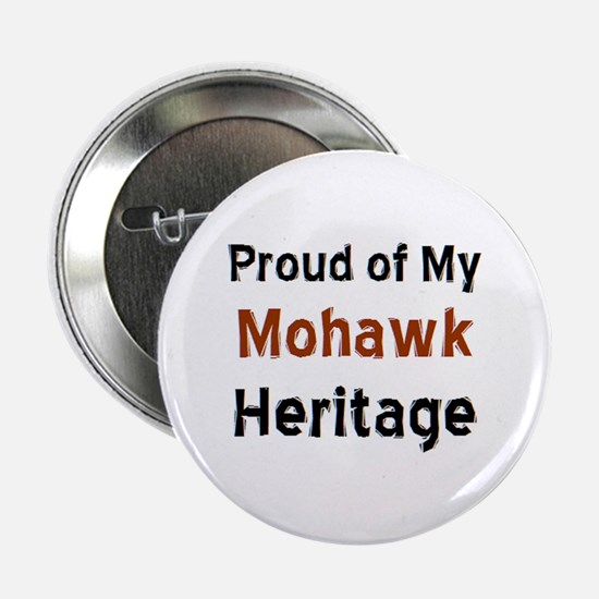 "mohawk heritage 2.25"" Button"