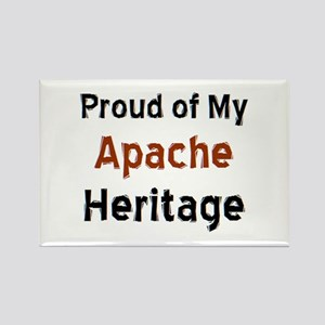apache heritage Rectangle Magnet