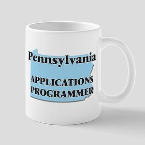 Pennsylvania Applications Programmer Mugs