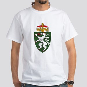 Styria Coat of Arms White T-Shirt