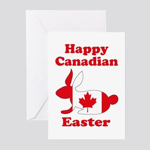 Canadian Easter Greeting Cards (Pk of 10)