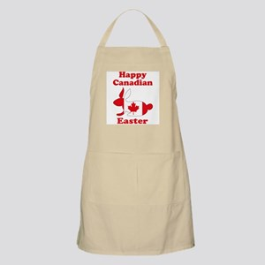 Canadian Easter BBQ Apron