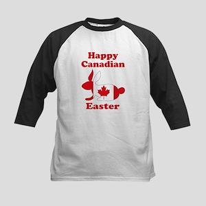 Canadian Easter Kids Baseball Jersey