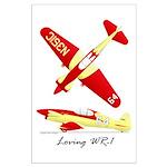 Loving WR-1 Large Poster
