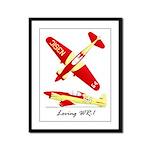 Loving WR-1 Framed Panel Print