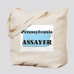 Pennsylvania Assayer Tote Bag