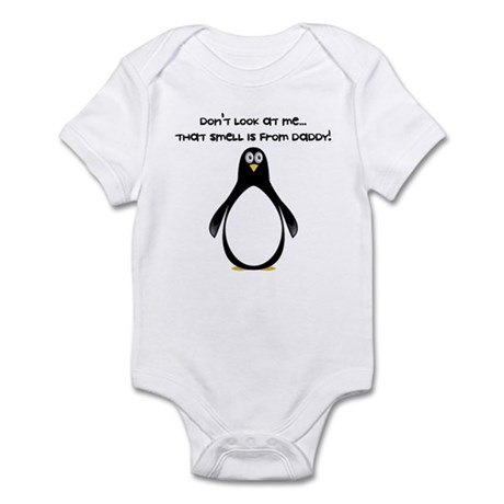 That Smell is from Daddy! Infant Bodysuit
