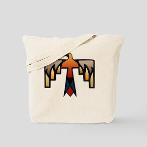 Thunderbird - Native American Indian Symb Tote Bag