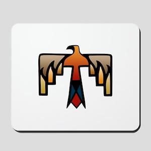 Thunderbird - Native American Indian Sym Mousepad