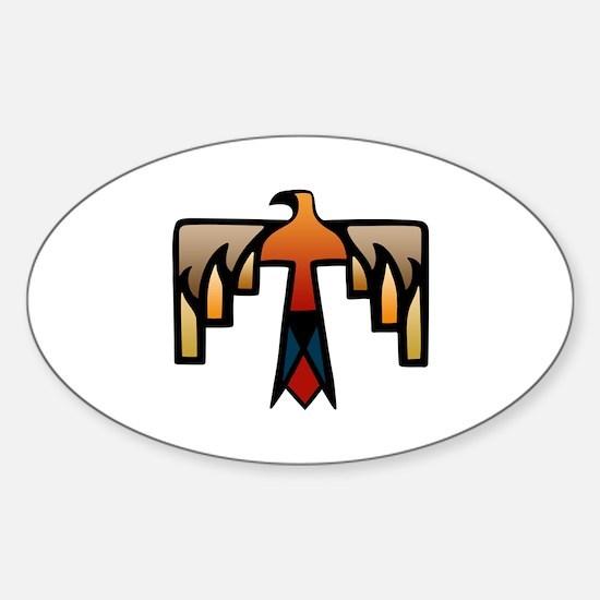 Thunderbird - Native American Indian Symbo Decal