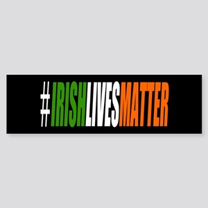 Irish Lives Matter Bumper Sticker