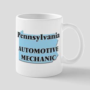 Pennsylvania Automotive Mechanic Mugs