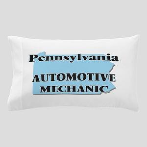Pennsylvania Automotive Mechanic Pillow Case