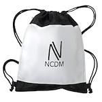 Ncdm Logo Drawstring Bag