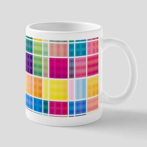 Rainbow Boxes Mugs