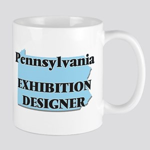Pennsylvania Exhibition Designer Mugs