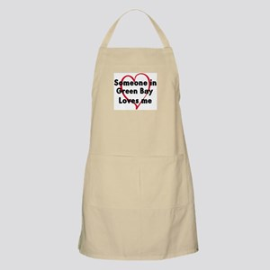 Loves me: Green Bay BBQ Apron