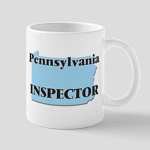 Pennsylvania Inspector Mugs