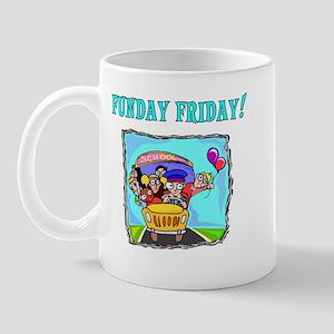 Funday Friday Mug