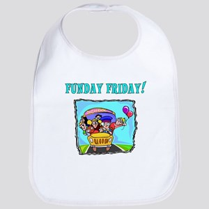 Funday Friday Bib