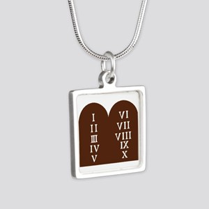 Ten Commandments Necklaces