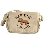Nap Time Champ Messenger Bag