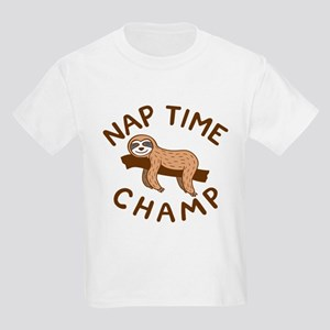 Nap Time Champ T-Shirt