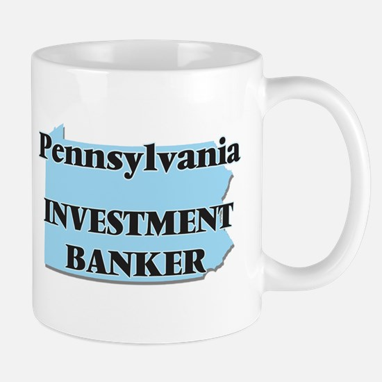 Pennsylvania Investment Banker Mugs