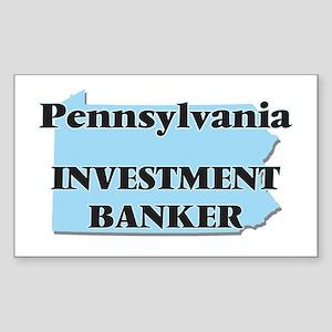 Pennsylvania Investment Banker Sticker