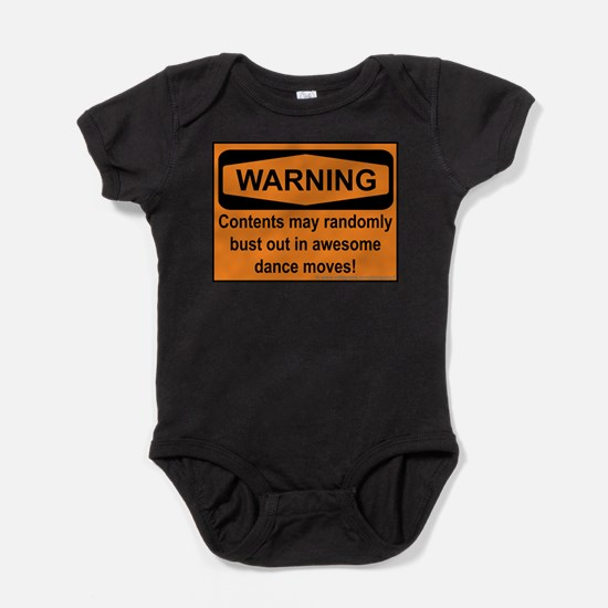 Cute Swing dancing Baby Bodysuit