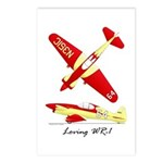 Loving WR-1 Postcards (Package of 8)