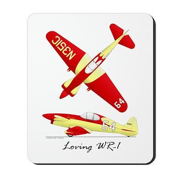 Loving WR-1 Mousepad