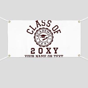 Class of 20?? Banner